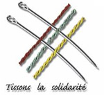Tissons la solidarité